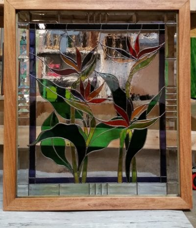 mccully art glass & restorations lafayette indiana unique stained glass services
