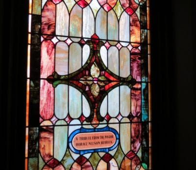 mccully art glass & restorations custom stained glass panels lafayette indiana