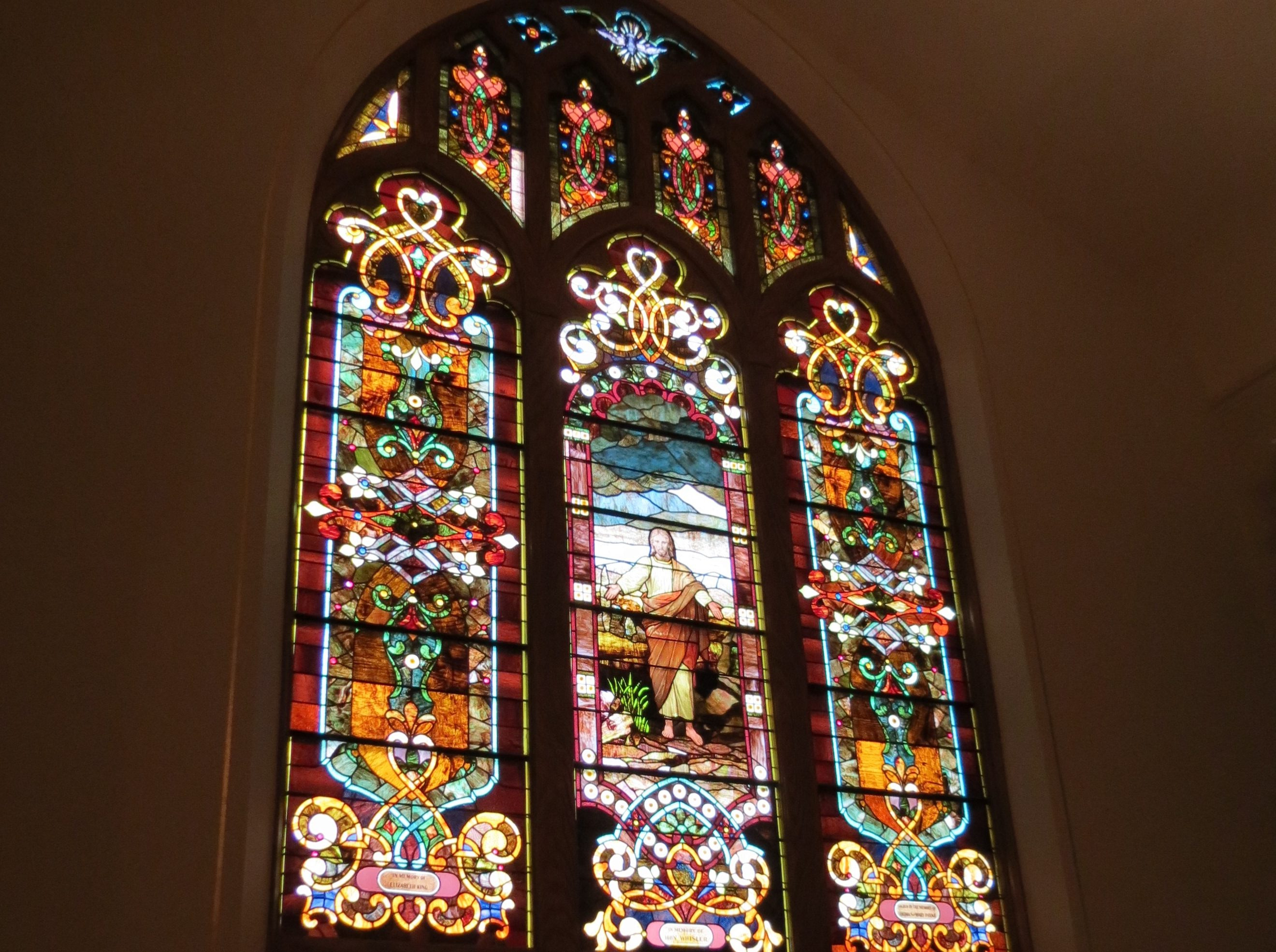 church glass revival historic stained restoration by mccully art glass & restorations lafayette indiana