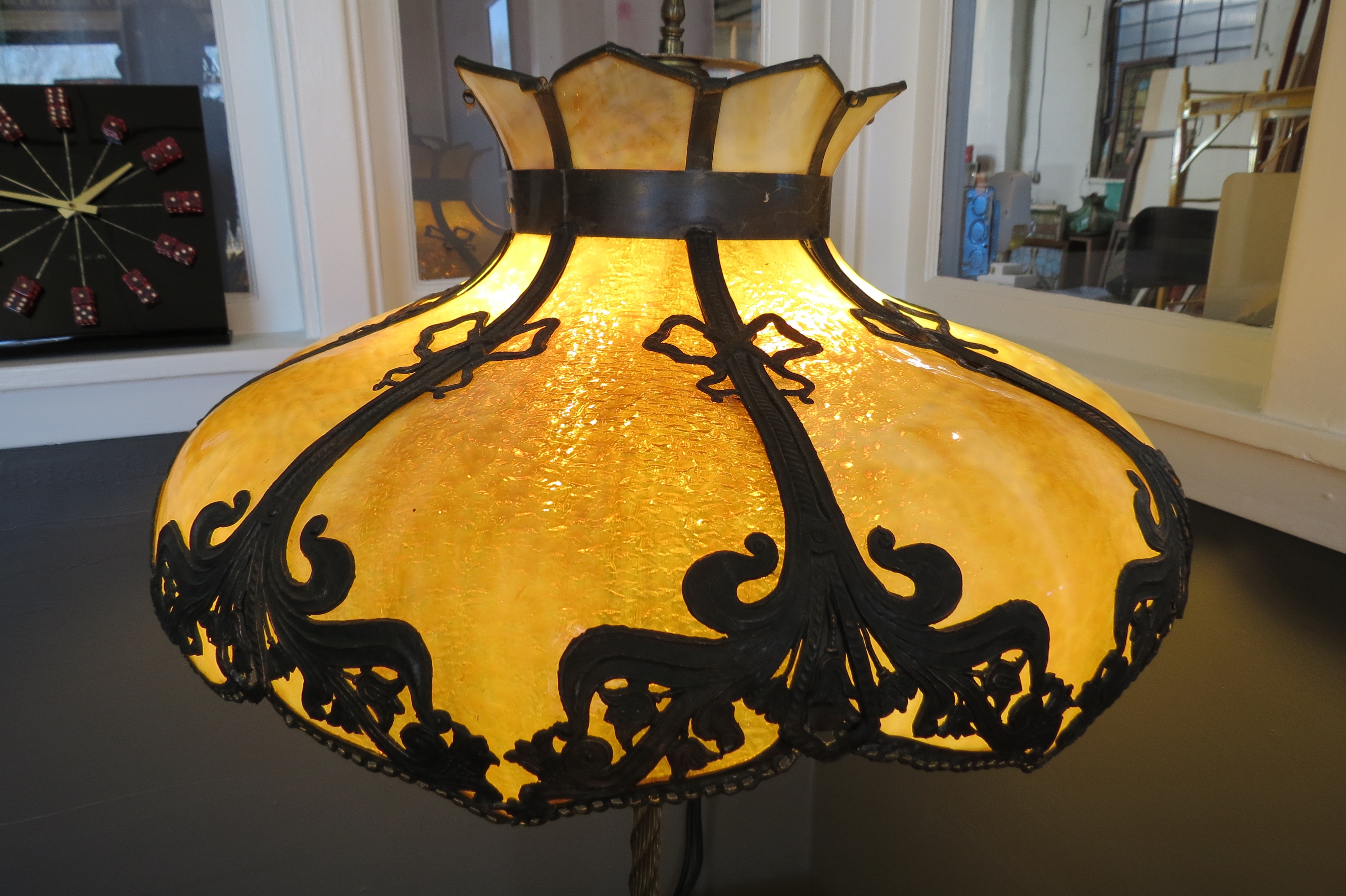 mccully art glass & restorations lafayette indiana tiffany stained glass restoration