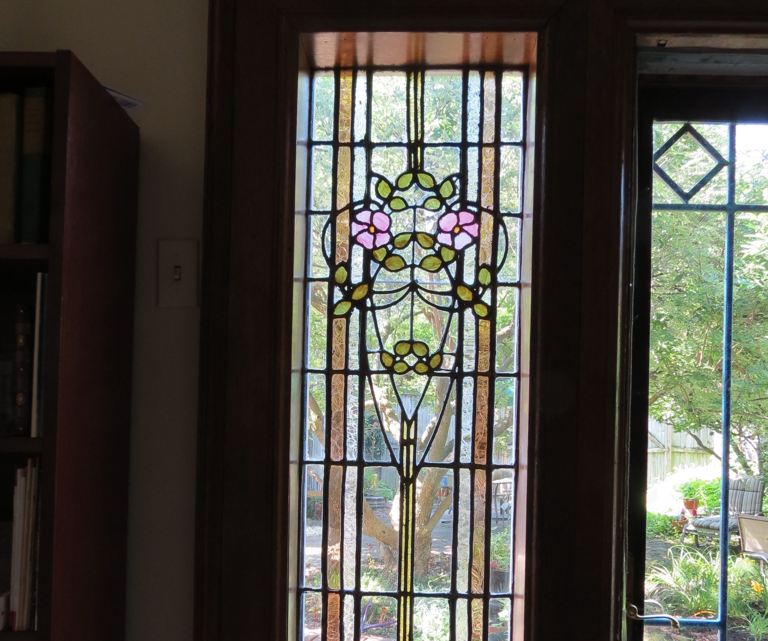 mccully art glass & restorations custom stained glass panels repair lafayette indiana