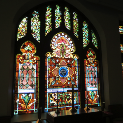 mccully art glass and restorations stained glass repair lafayette indiana